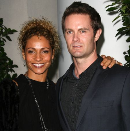 Michelle and Garret tied the knot in 2007Image Source: Hollywood