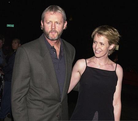 David Morse and wife Susan Wheeler Duff