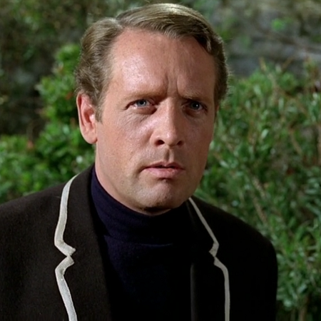 Patrick McGoohan died in 2009