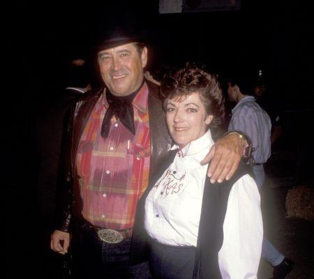 Barry Corbin and wife Susan Berger