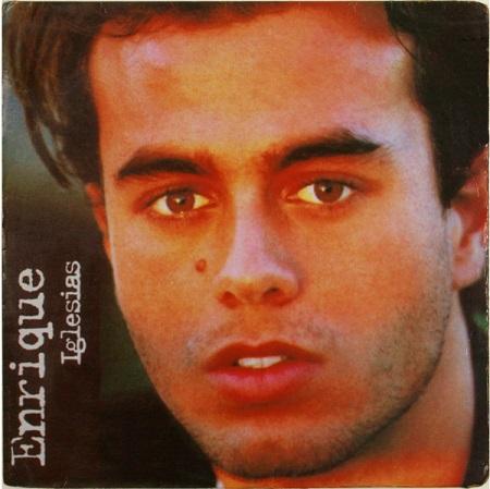 Album cover of Enrique Iglesias' Enrique Iglesias