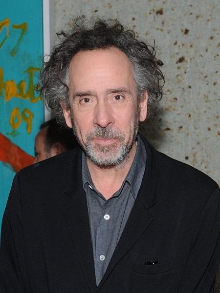 American director and producer, Tim Burton