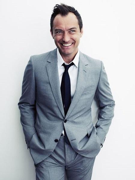 English actor, Jude Law