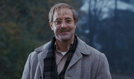 Stanley Tucci as the child murderer George Harvey in The Lovely Bones