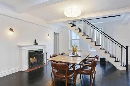 Inside view of Seth Meyers' $7.5 million Greenwich Village house.