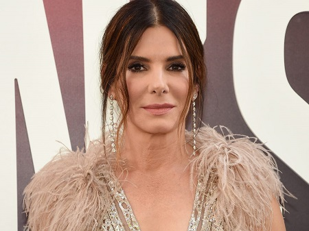 One Of The Highest Earning Actresses: Sandra Bullock