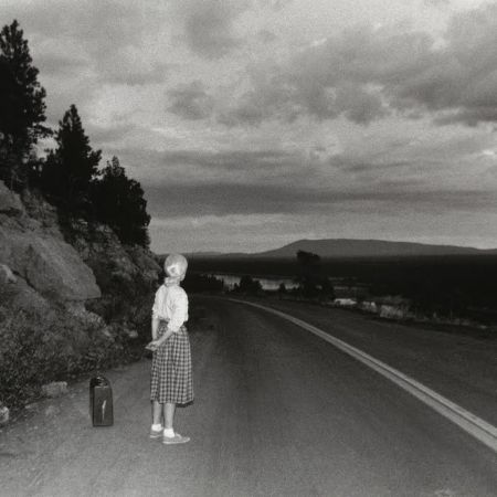 Cindy Sherman's Untitled Film Still #48
