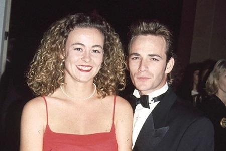 Luke Perry and his ex-wife Rachel Minnie Sharp