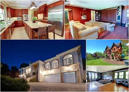 Wayne Brady sold his Sherman Oaks home