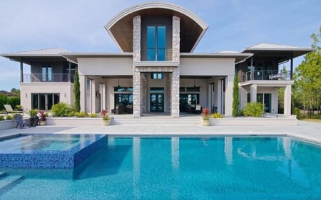 Tim Tebow's another house in Florida