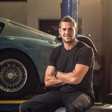 Ant Anstead has a fortune of $5 million