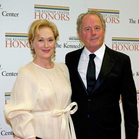 Streepwith her husband Don Gummer