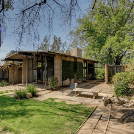 Meryl Streep's Pasadena property