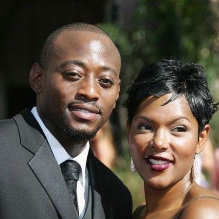 Keisha Spivey is Epps wife