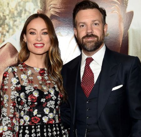 Jason Sudeikis & his fiancee Olivia Wilde are parents to 2 children