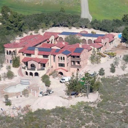One of Eastwood's mansions