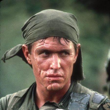 Berenger as Staff Sergeant (SSG) in Platoon
