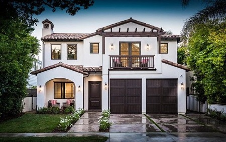 Brittany Snow's house in Los Angeles
