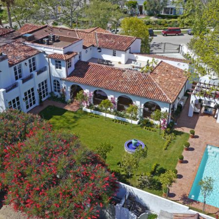 Rotella bought a house in Los Angeles