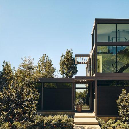 Arnett's Beverly Hills home