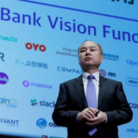 Masayoshi Son is the founder of SoftBank Group
