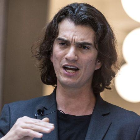 Adam Neumann is reportedly suing WeWork investor SoftBank