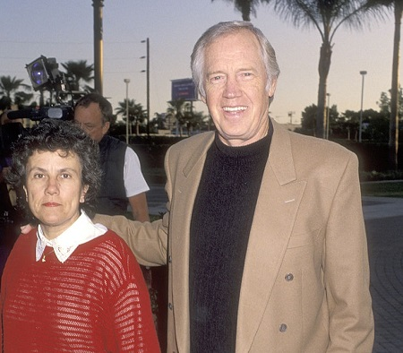Ronny Cox and his wife Mary Cox