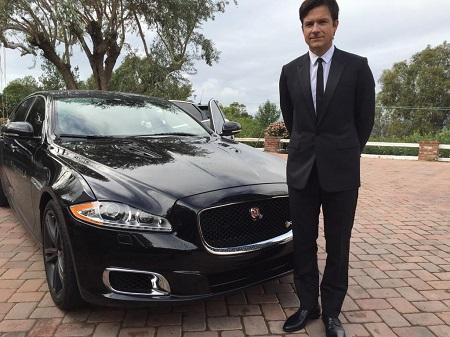 Jason Bateman's Jaguar XF