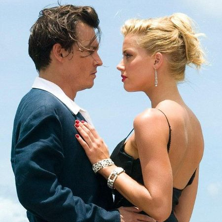 Amber Heard and Johnny Depp first major argument was reported in February 3, 2015