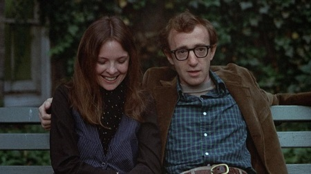 Iconic duo of the 70's era Diane and Woody