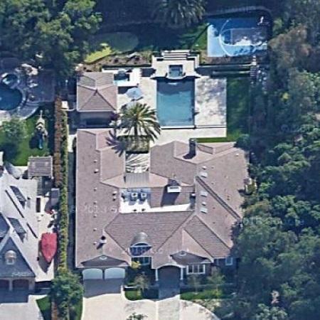 Bob Baffert's mansion in California