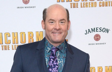 American actor and comedian David Koechner