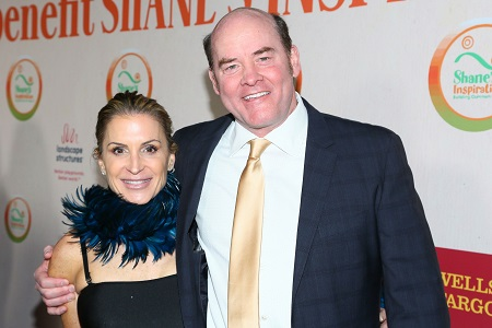 David Koechner and wife Leigh Koechner