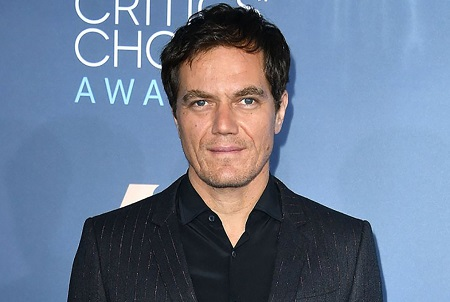 American actor and producer Michael Shannon