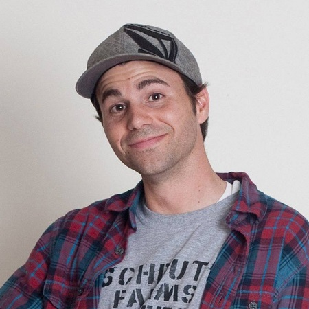 American YouTuber Mark Rober