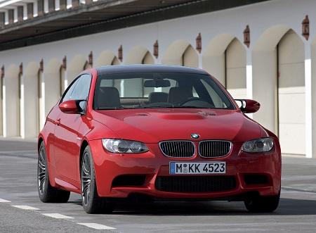 Keri Hilson's BMW M3 model