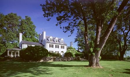 Robert Duvall's Virginia mansion