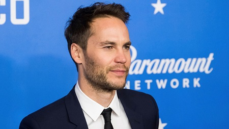 Canadian actor and model Taylor Kitsch