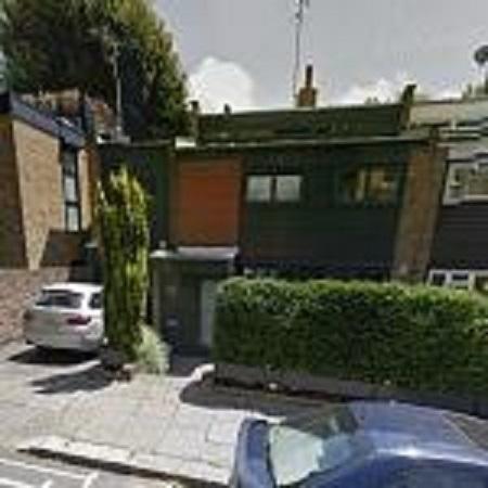 Jim Broadbent's house in London