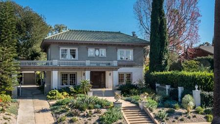 Brooke Adams' former house in Los Angeles