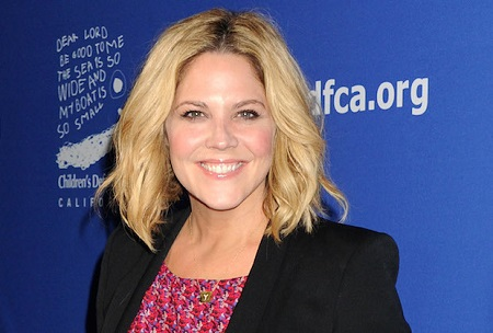 American actress Mary McCormack
