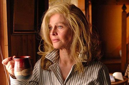 American actress Julie Christie