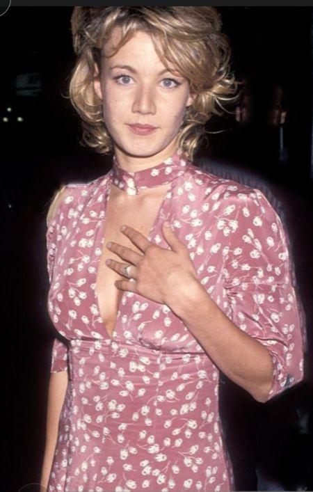 English actress Emily Lloyd