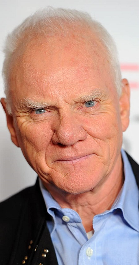 Malcolm McDowell is a millionaire