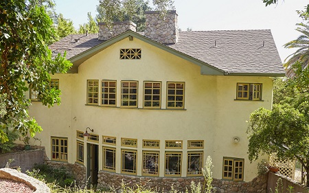 Bill Pullman's house in Los Angeles