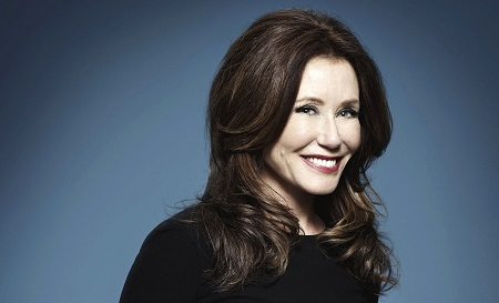 American actress Mary McDonnell