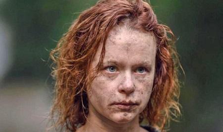 American actress Thora Birch