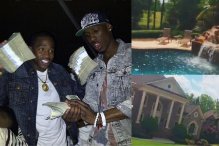 Broner owns a $6 million house in Atlanta