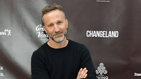 American actor Breckin Meyer