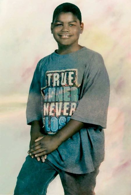 Michael Oher as a Kid
